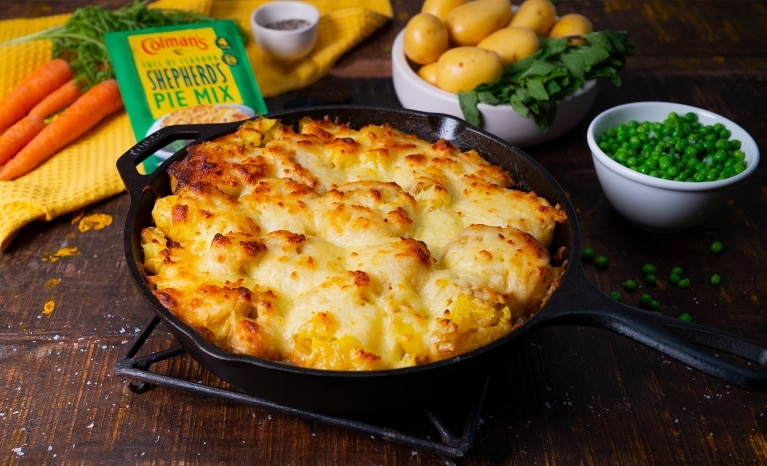 Colman's One Pan Shepherd's Pie
