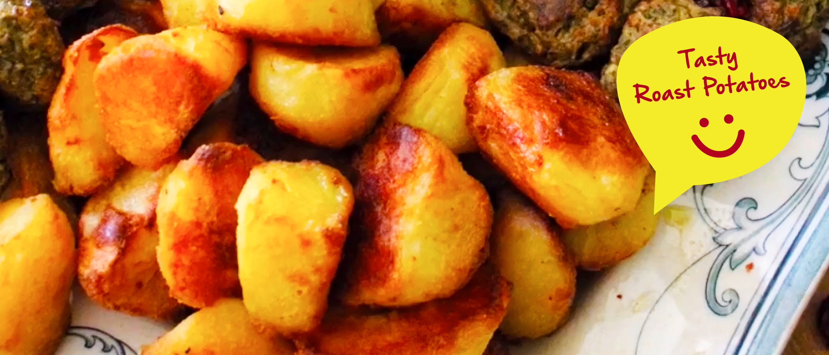 Tasty Roast Potatoes
