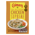 Colman's Chicken Supreme Recipe Mix 38g