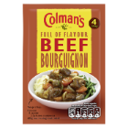 Colman's Beef Bourguignon Recipe Mix 40g