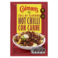 Colman's Hot Chilli Con Carne Recipe Mix 37g
